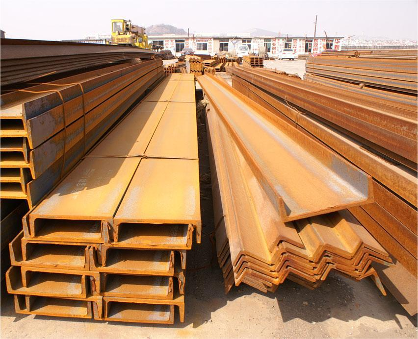 Thép chữ U  GB Q235B channel steel, hot-rolled channel steel prices Tianjin Q235B Q235B channel supp