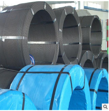 Dây cáp   Full price concessions spot strand galvanized steel strand 15.2 Specifications