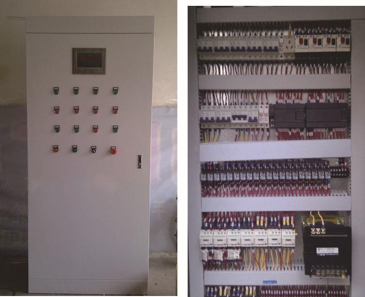 Tủ điện điều khiển động cơ PLC