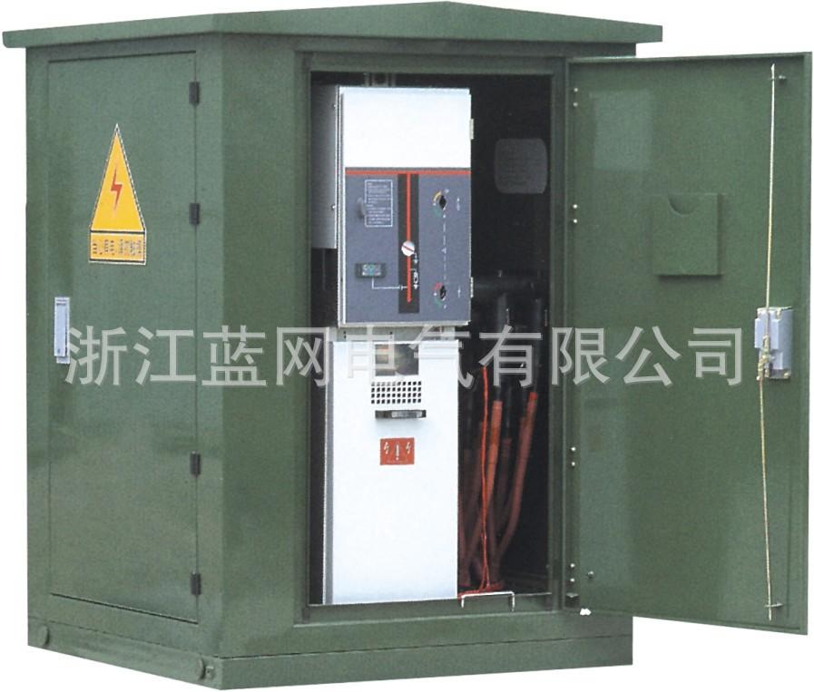 Hộp phân phối cáp   Blue net electric DFW12 Europe type cable connection box