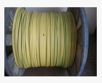 Dây cáp   Lightning protection and grounding plastic coated copper clad steel wire BV 150mm2