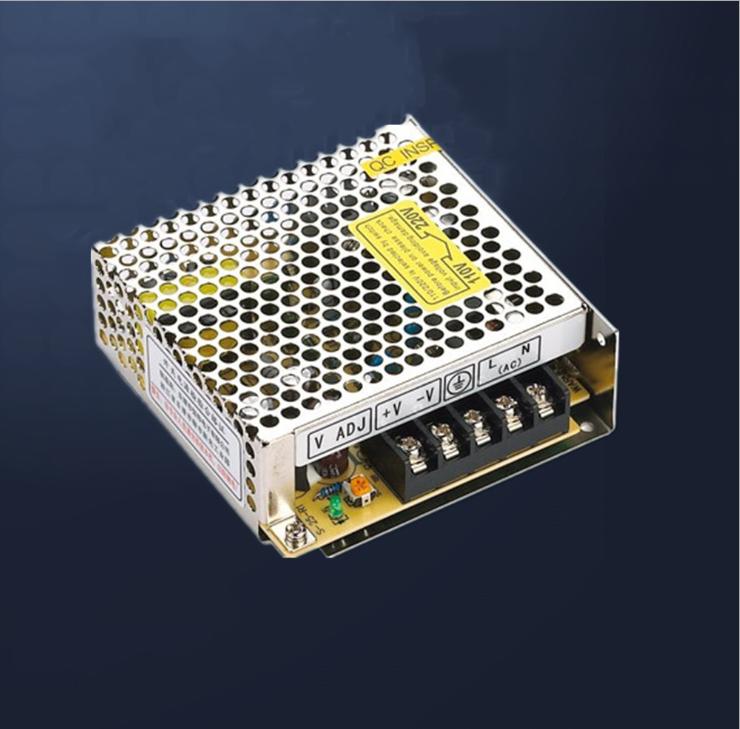 Thiết bị công nghiệp cơ khí điện LED nguồn điện S-25-24V 1A nguồn điện công tắc S-25-24V 1A
