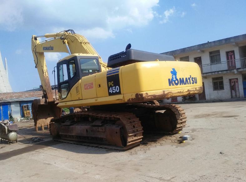 Máy đào đất  Used 35-320 excavators, brand: Hitachi Komatsu Caterpillar Yuchai Sunward manufacturer