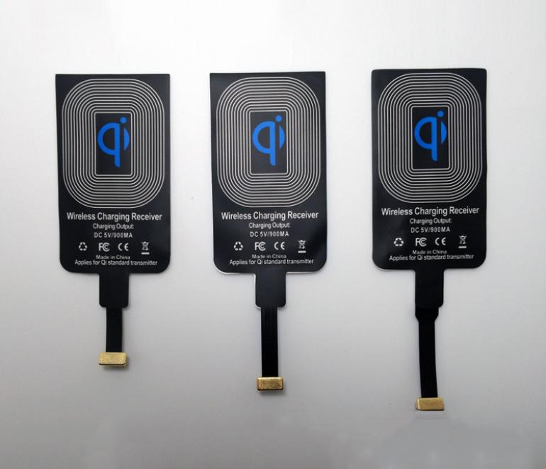 Thiết bị thu nhận sóng sạc không dây dành cho iPhone 5(s+c) , 6(s+plus)