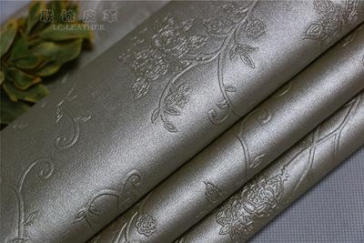 da   Hot leather soft fabric bag hard bag leather shift gate decorative background ceiling decorati