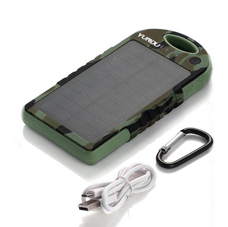 Pin sạc năng lượng mặt trời 12000mAh