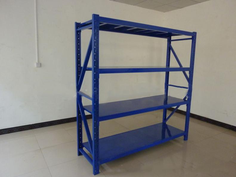 Guangzhou warehouse shelves medium shelf light 600 * 2000 * 2000 ultra low-cost load-bearing 200KG /