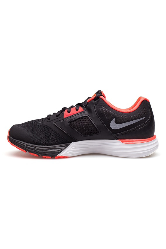 Nike Women รองเท้าผ้าใบ ผู้หญิง รุ่น Tri Fusion Run MSL - 749175008 (Blk/Mtlc CL Gry-Brght Crmsn-AT)