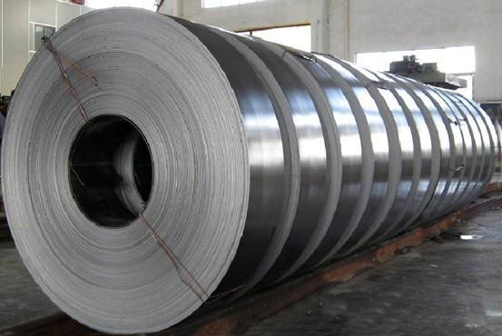 Tôn cuộn  Shelf galvanized steel bellows strip Q195 HDG coils baseband