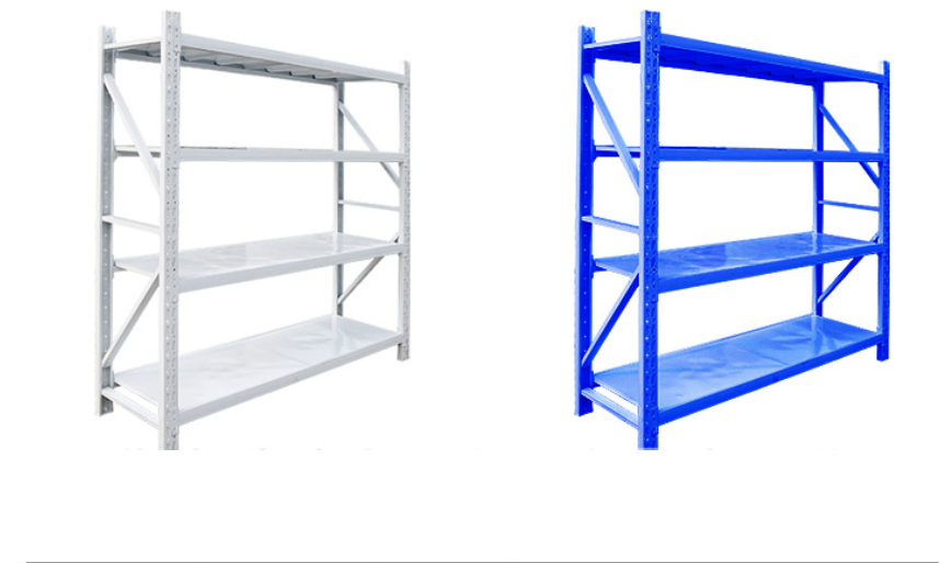 Kệ hàng Hinda medium shelf electrolysis board beam storage shelves materials warehouse in the amount