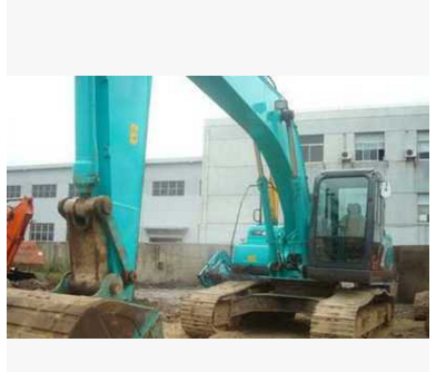 Used Kobelco 200-8 excavators Cheap! Gently used condition is good! original imported! Excavators