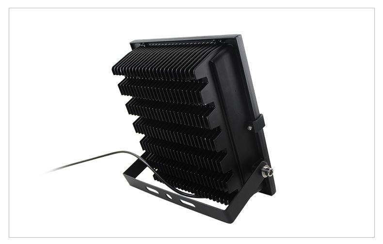 Vỏ chụp đèn chiếu điểm  Die casting 100 w150w200w high-power outdoor SMD LED floodlight project is