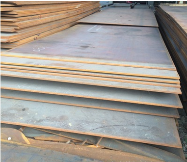 Wholesale sides of the thick steel plate Q235B steel Chepstow pass Shaogang Liu Angang Steel