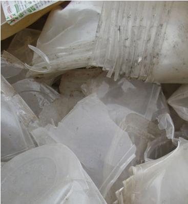 Nhựa phế liệu nhựa PP phế thải