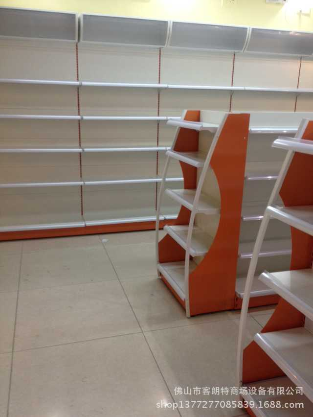 Kệ hàng   Factory direct maternal stores of high-end baby stores sided shelves