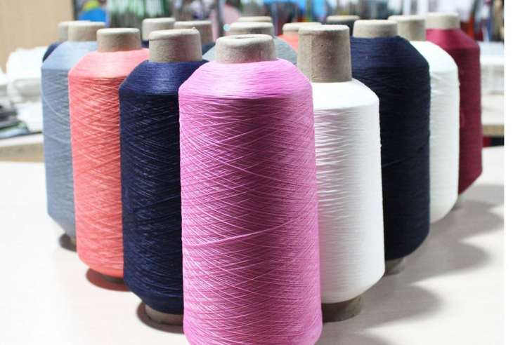 Factory direct cash colored 140D nylon high-wire nylon textile yarn wholesale hosiery webbing