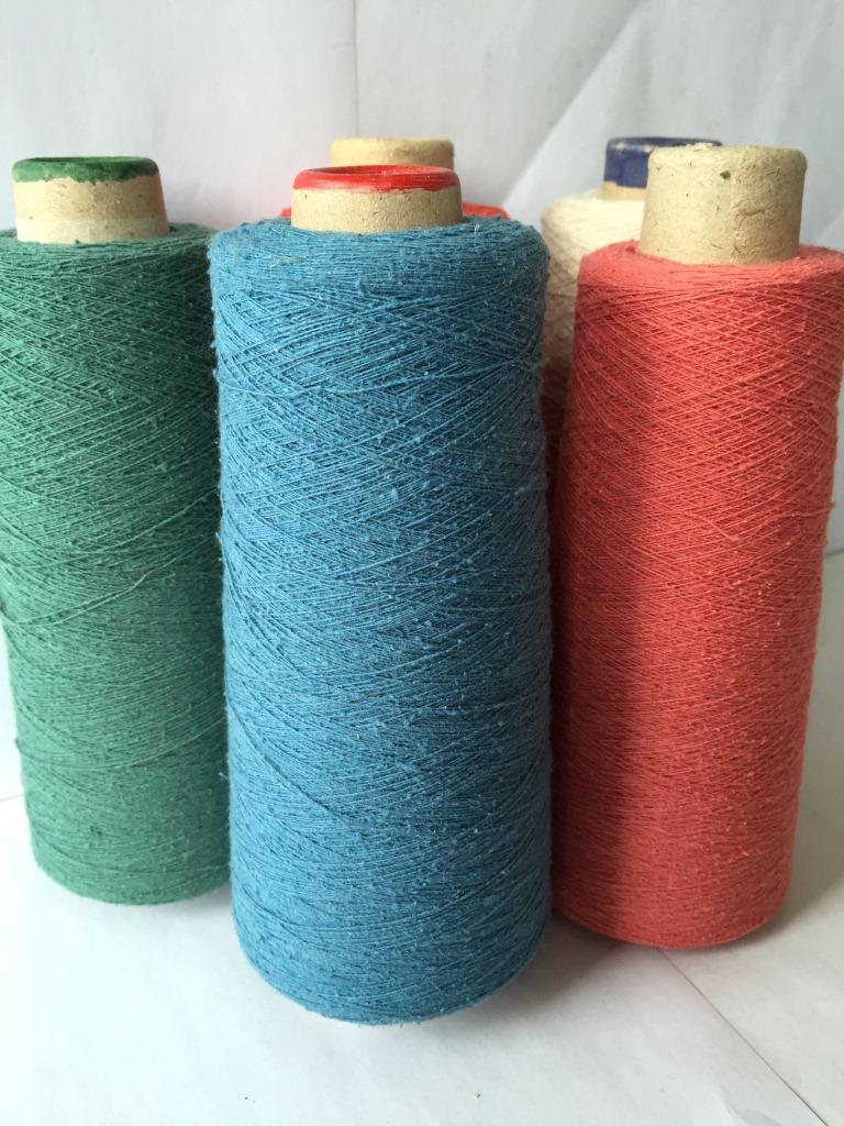 Sợi tơ lụa   Particle count silk yarn silk yarn spinning oil
