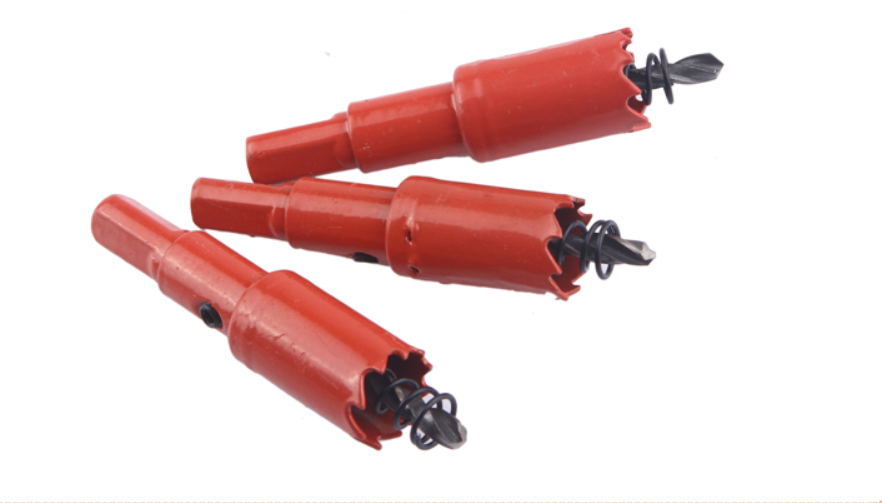 Đầu khoan  Zhongtian bit ordinary pipe plastic carpentry openings for gypsum bimetallic reamer 15-38