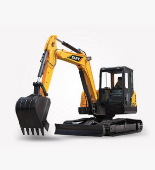 Urgent Sell thirty-one 60-9 excavator latest 9th generation occupied almost new machine contains tra