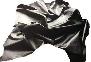 Da heo   Layer Foil pigskin leather black leather clothing diy handmade paper art from a factory di