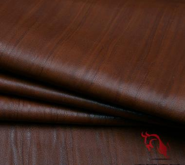 Da bò   [Prudential] cattle first layer of leather clutch grain leather series cow leather - waxed e