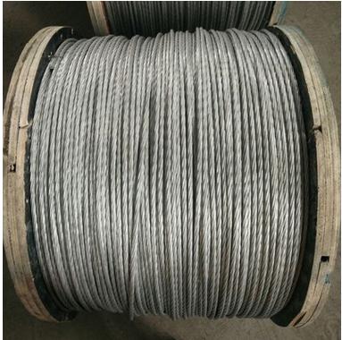 Dây cáp   Galvanized steel strand prestressing steel strand galvanized steel strand