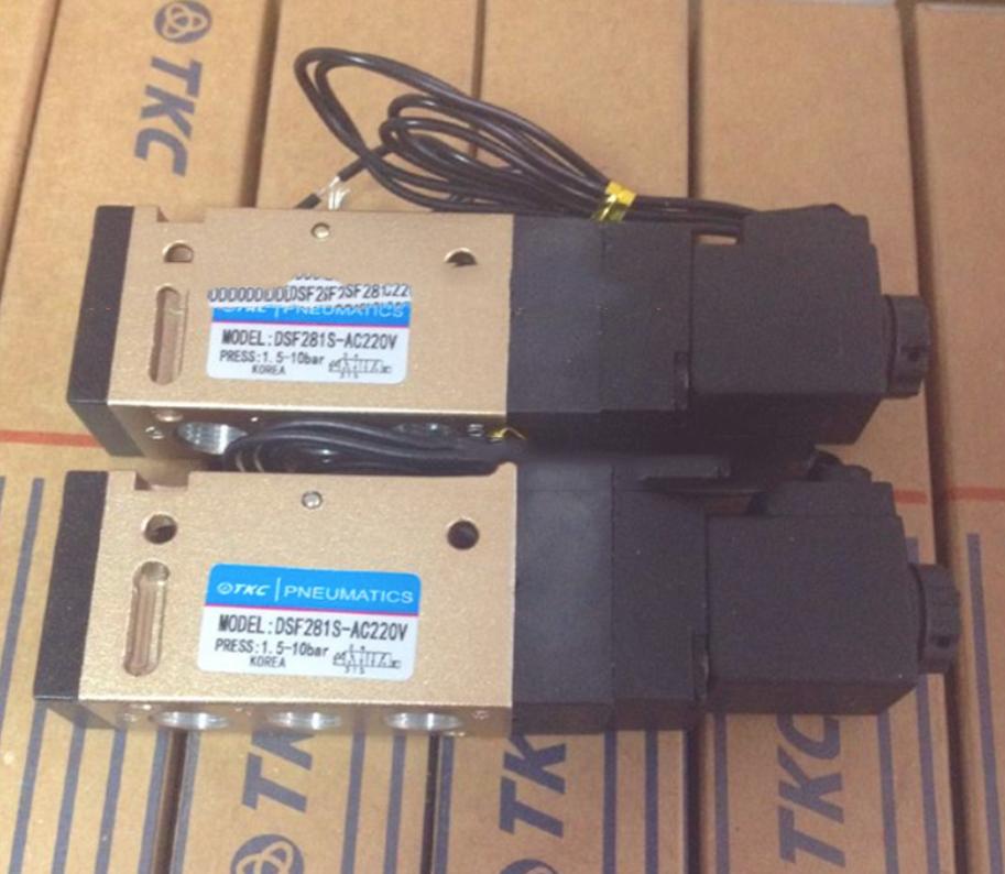 Van điện từ hiệu TKC phiên bản DSF281S AC220 50HZ