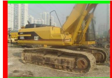 Máy đào đất  cat330B Carter 330BLl excavator
