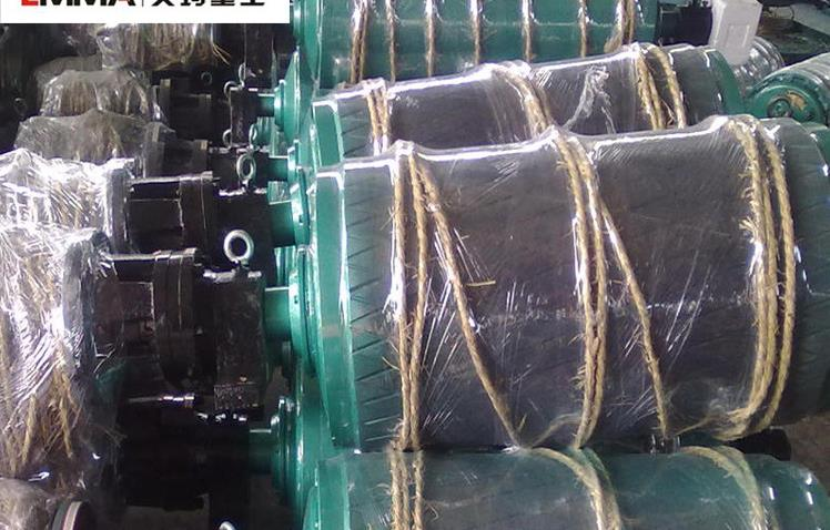 Shandong factory direct wholesale electric drum conveyor drum roller