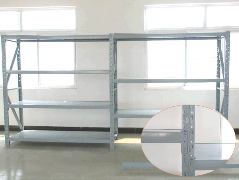 Storage shelves Shenzhen factory wholesale simple storage shelves standard quality assurance