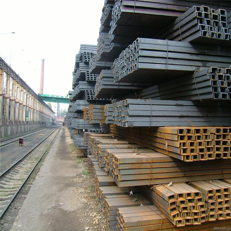 Thép chữ U  A large stock of high-quality non-standard wear-resistant channel steel channel galvaniz