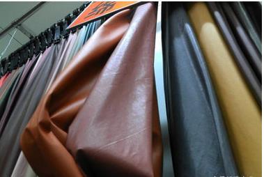 da   Suede [PVC artificial leather] pu soft clothing b Textile City 50 shelf color