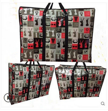 Bao dệt   3 pieces of large number of bags, waterproof, large number of non woven bags,