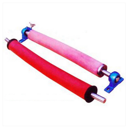 Bending roll and roll stretch roll flattening roller rubber roll bending packaging machinery accesso