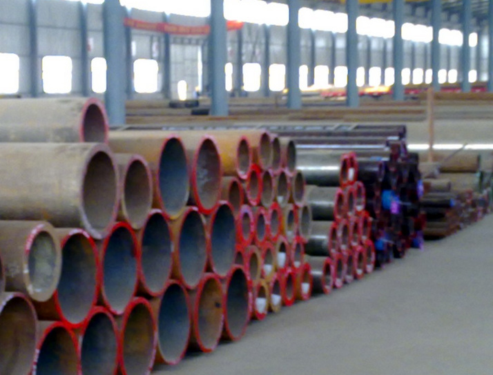 Factory sales 42crmo steel pipe, large diameter thick-walled seamless steel pipe cheap 42crmo