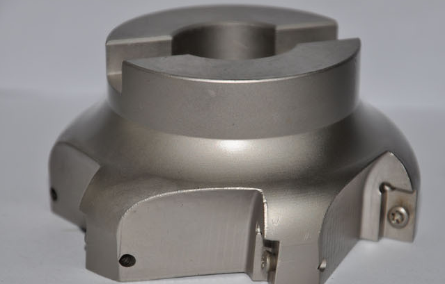 Right Angle shoulder-shell-type milling cutter BAP400R cutter Changzhou CNC machine tools