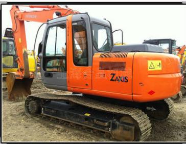 Máy đào đất  Used Hitachi ZX120 excavator