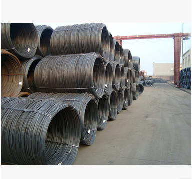 Prestressed steel wire and strand wire 77B, 82B