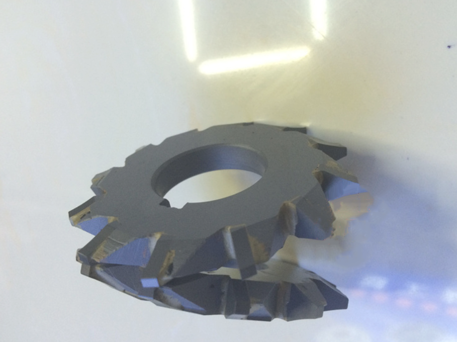 Specializing in inlaid alloy gear cutter modulus 1.5-10 1-8 No. knife non-standard custom