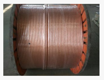 Dây cáp    Lightning protection and grounding copper clad steel wire 240mm2