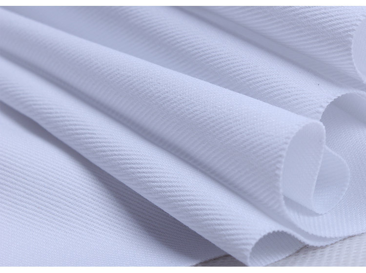 Vải cotton pha polyester  Bleached cotton cloth 65/35 80/20 10858 Medical bleached cotton blended f