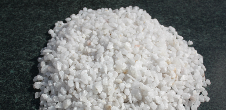 Factory direct fine quartz sand quartz sand ordinary quartz sand quartz sand casting metallurgy glas