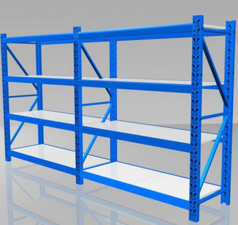 Medium-sized shelves storage shelves factory outlets in Tianjin Lung shelves shelves solid support o