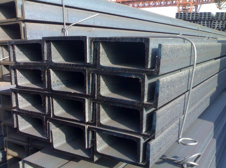 12 # hot galvanized channel galvanized steel galvanized Shanghai