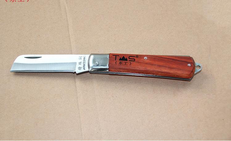 Dao thợ điện  Quality electric knife curved blade electric knife electric knife stainless steel fac