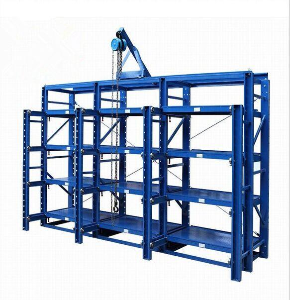 Light shelves medium-shelves supply of medium-heavy pallet rack layer 800KG mold frame can be custom