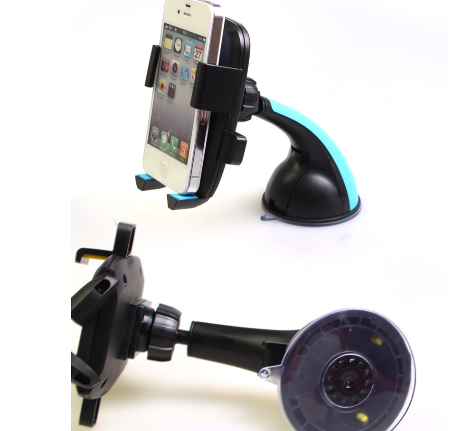 phụ kiện chống lưng điện thoại  Car navigation holder car phone holder sucker creative outlet car p