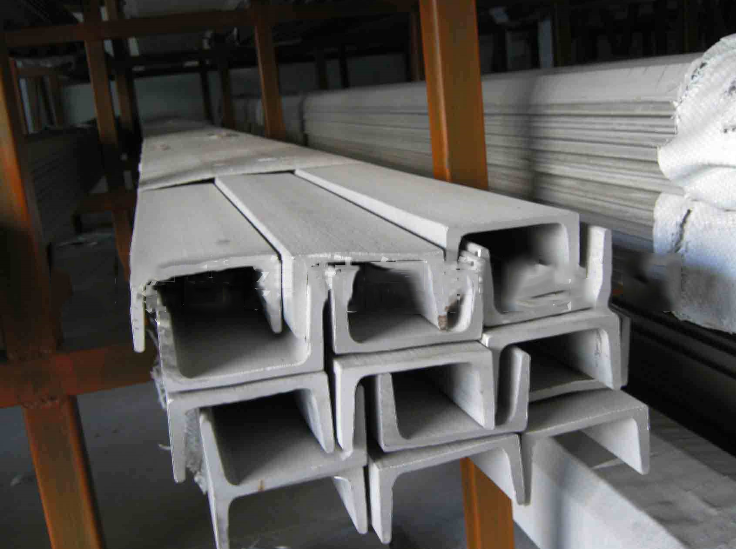 Thép chữ U  Cold galvanized hot dip galvanized channel steel hot rolled channel steel U-shaped groov