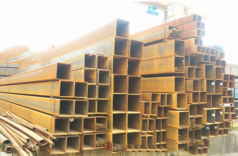 Calls Advisory DN125 galvanized square pipe welded pipe line Yunnan steel Kunming steel wholesale su