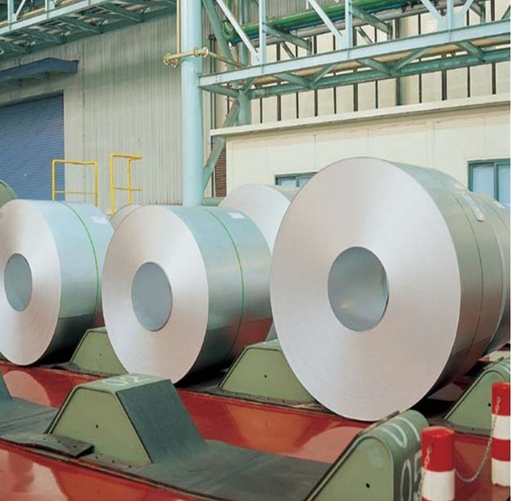 Tôn mạ kẽm  Handan Iron and Steel galvanized electrolytic plate 0.4SECC PC5 environmental passivati